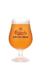 carlsberg special brew - Boom Milano